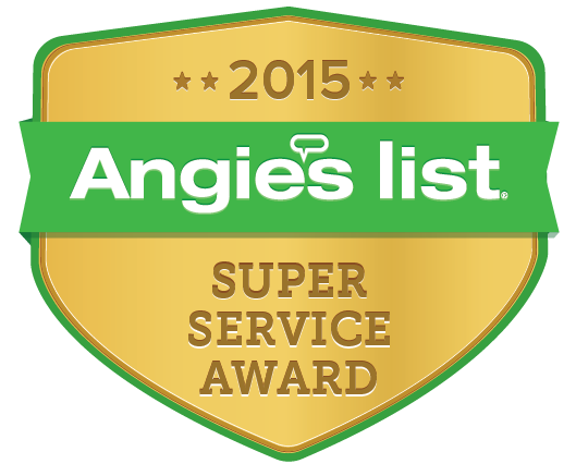 Angie's List Super Service Award - 2016